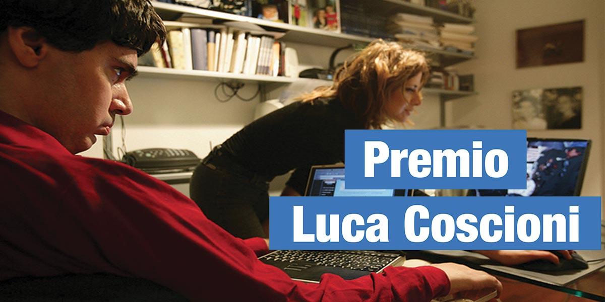 Conferenza stampa di presentazione del Premio Luca Coscioni
