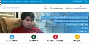 Sito web Luca Coscioni lucacoscioni.it