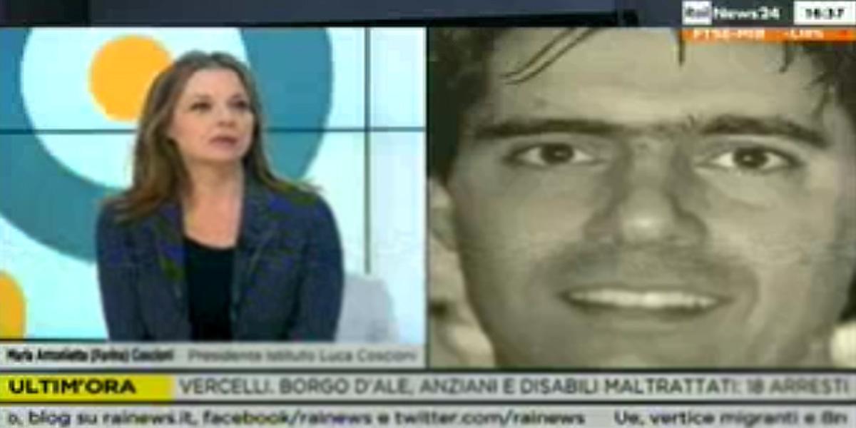 Dieci anni dalla morte di Luca Coscioni – intervista di Rai News 24 a Maria Antonietta Farina Coscioni