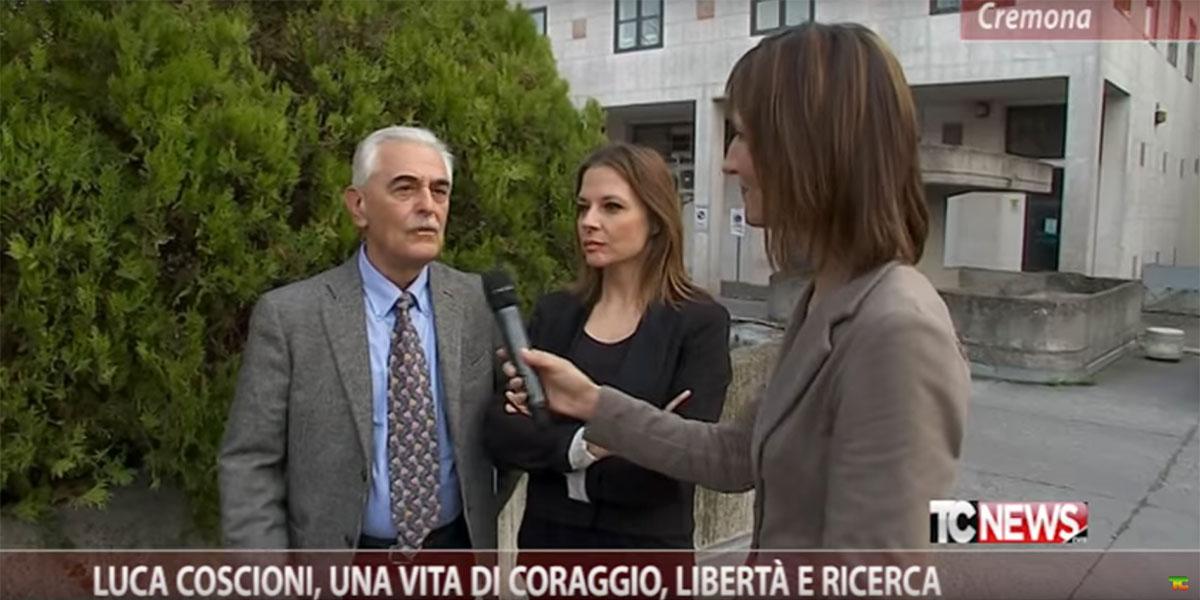 Dieci anni dalla morte di Luca Coscioni – Servizio di Telecolor