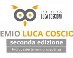 Proroga scadenza termini Premio Tesi Luca Coscioni – Seconda Edizione